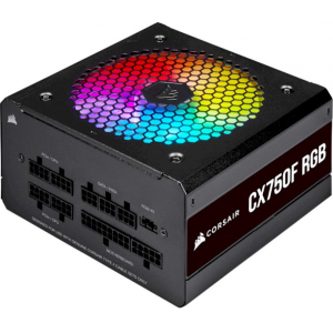 Блок питания Corsair CX750F RGB (CP-9020218-EU)