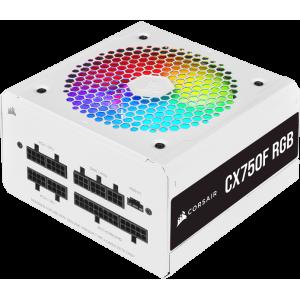 Блок питания Corsair CX750F RGB White (CP-9020227-EU)