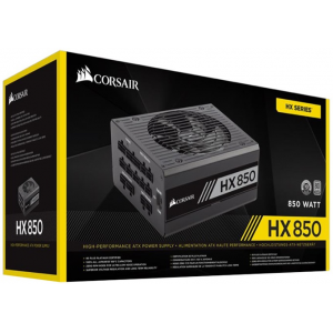 Блок питания Corsair HX850 (CP-9020138-EU)