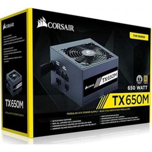 Блок питания Corsair TX650M (CP-9020132-EU)