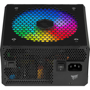 Блок питания Corsair CX650F RGB Black (CP-9020217-EU)