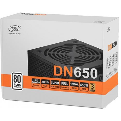 Блок питания Deepcool DN650 (GP-BZ-DN650)