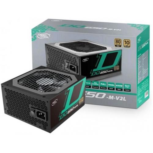 Блок питания Deepcool DQ650-M-V2L (DP-GD-DQ650-M-V2L)
