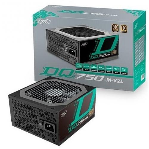 Блок питания Deepcool DQ750-M-V2L (DP-GD-DQ750-M-V2L)