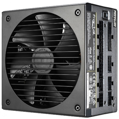 Блок питания Fractal Design Ion + 2 Platinum 860W (FD-P-IA2P-860-EU)