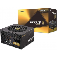 Блок питания Seasonic FOCUS 650W Gold (SSR-650FM)