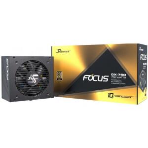 Блок питания Seasonic FOCUS GX-750 Gold (SSR-750FX)