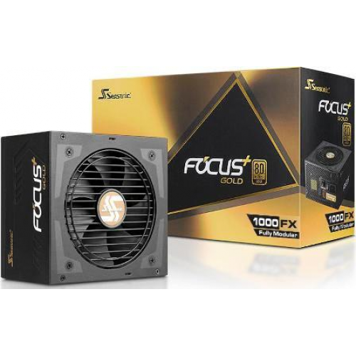 Блок питания Seasonic FOCUS Plus 1000 Gold (SSR-1000FX)