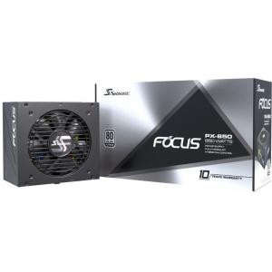 Блок питания Seasonic FOCUS PX-850 Platinum (SSR-850PX)
