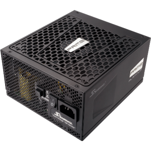 Блок питания Seasonic PRIME 750 W Platinum (SSR-750PD)