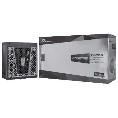 Блок питания Seasonic PRIME TX-750 750W Titanium (SSR-750TR)