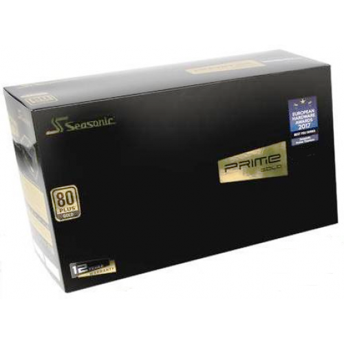 Блок питания Seasonic Prime Ultra 550 GOLD (SSR-550GD2)