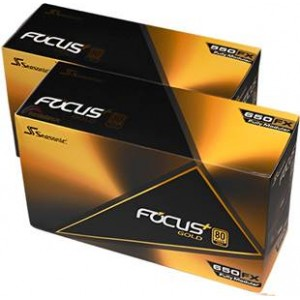 Блок питания Seasonic FOCUS Plus 650 Gold (SSR-650FX)