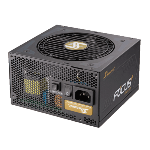 Блок питания Seasonic FOCUS GX-850 850W Gold (SSR-850FX)