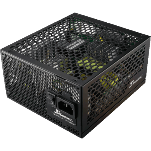 Блок питания Seasonic PRIME 600 W Titanium Fanless (SSR-600TL)