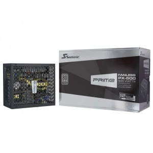 Блок питания Seasonic PRIME 500W Platinum Fanless (SSR-500PL)