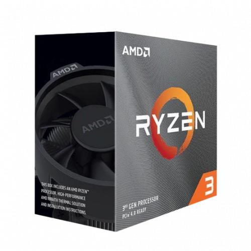 Процессор AMD Ryzen 3 3300X (100-100000159BOX)