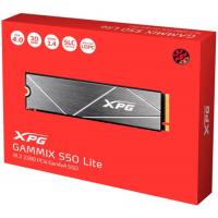 Диск SSD ADATA XPG Gammix S50 Lite 1TB(AGAMMIXS50L-1T-C)