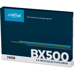 Диск SSD Crucial BX500 CT240BX500SSD1
