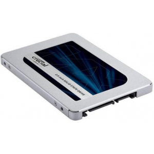 Диск SSD Crucial MX500 500GB (CT500MX500SSD1)