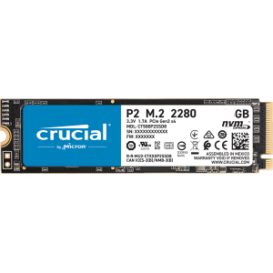 Диск SSD Crucial P2 500GB (CT500P2SSD8)