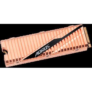 Диск SSD Gigabyte AORUS Gen4 500GB M.2 NVMe (GP-ASM2NE6500GTTD)