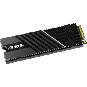 Диск SSD Gigabyte AORUS Gen4 7000s SSD 2TB (GP-AG70S2TB)