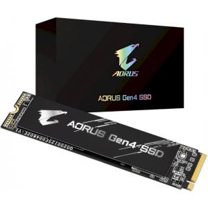 Диск SSD Gigabyte AORUS Gen4 SSD 500GB (GP-AG4500G)