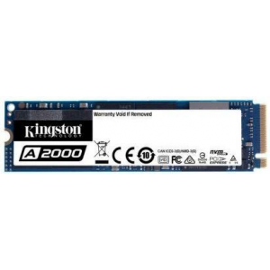 Диск SSD Kingston A2000 250GB (SA2000M8/250G)