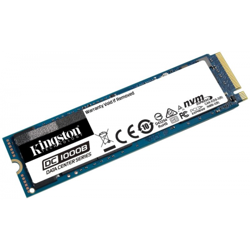 Диск SSD Kingston DC1000B 480GB NVMe (SEDC1000BM8/480G)