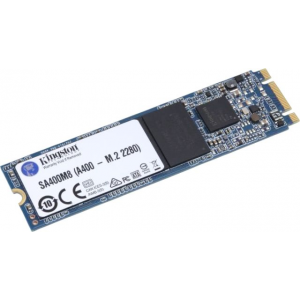 Диск SSD Kingston SSDNow A400 120GB (SA400M8/120G)