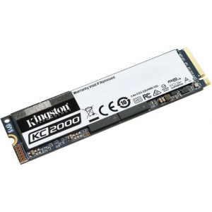 Диск SSD Kingston KC2000 1TB (SKC2000M8/1000G)