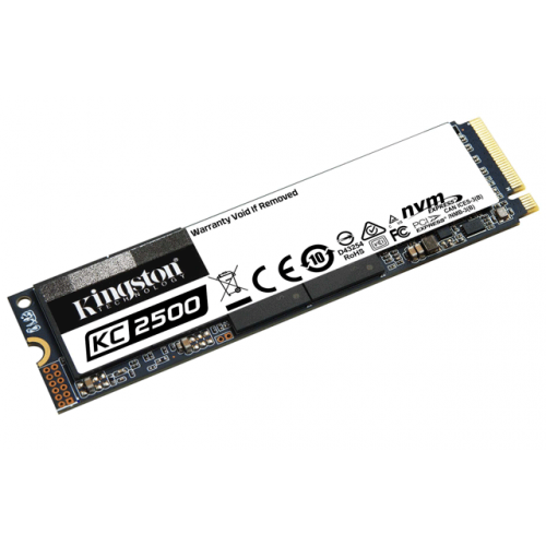 Диск SSD Kingston KC2500 2TB (SKC2500M8/2000G)