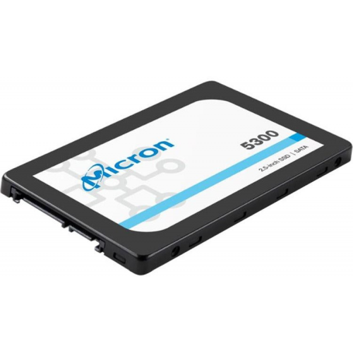 Диск SSD Micron 5300 MAX 480GB (MTFDDAK480TDT-1AW1ZABYY)