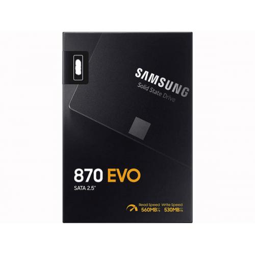 Диск SSD Samsung 870 EVO 250GB (MZ-77E250B)