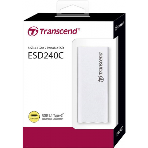 Диск SSD Transcend ESD240C 480GB (TS480GESD240C)