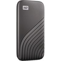 Диск SSD WD My Passport 2020 500GB Space Gray (WDBAGF5000AGY-WESN)