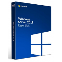 Операционная система Microsoft Windows Server Essentials 2019 64Bit English DVD 1-2CPU (G3S-01299)