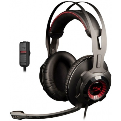 Гарнитура Kingston HyperX Cloud Revolver Gaming Headset (HX-HSCR-BK/EE)