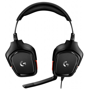 Гарнитура Logitech Wired Gaming Headset G332 Black (981-000757)