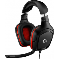 Гарнитура Logitech Wired Gaming Headset G332 Black (981-000757)