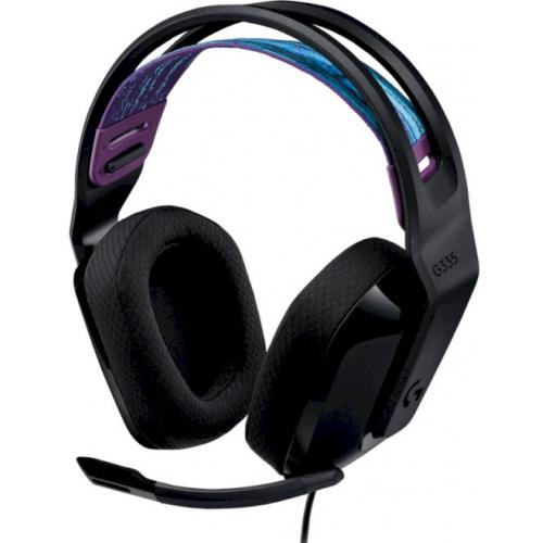Гарнитура Logitech G335 Black (981-000978)