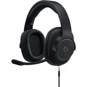 Гарнитура Logitech G433 Triple Black (981-000668)