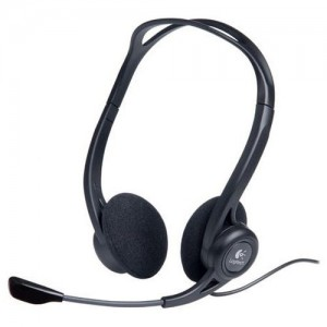 Гарнитура Logitech PC Headset 960 USB (981-000100)