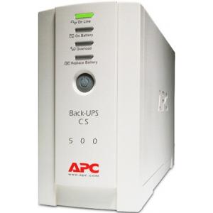 Источник бесперебойного питания APC Back-UPS 500VA (BK500EI)