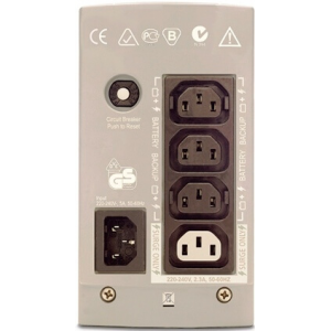 ИБП APC Back-UPS 500VA (BK500EI)