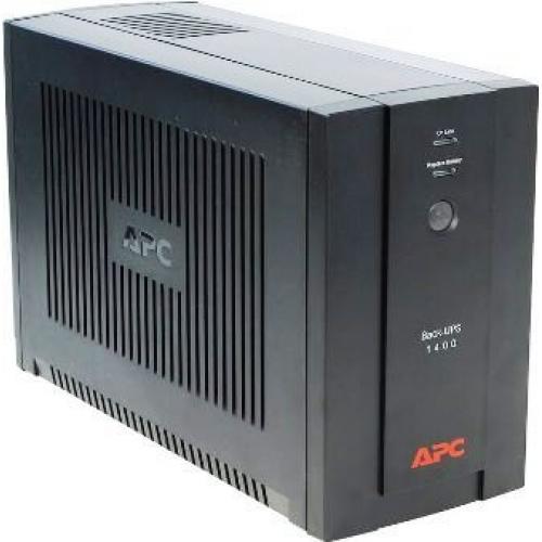 Источник бесперебойного питания APC Back-UPS 1400VA (BX1400UI)