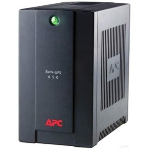 Источник бесперебойного питания APC Back-UPS 650VA (BX650CI-RS)