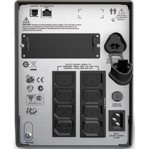 ИБП APC Smart-UPS C 1500VA LCD (SMT1500I)