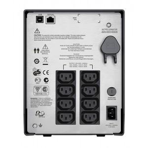 Источник бесперебойного питания APC Smart-UPS C 1500VA LCD (SMC1500I)